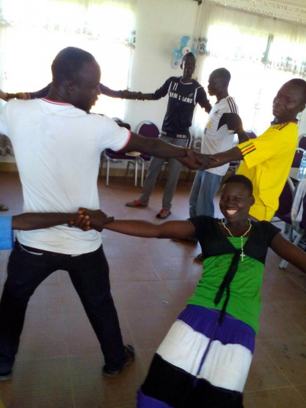 Building Peace Right Now in South Sudan