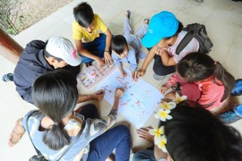 #EarthWeek Recap: A New Day Social Work Group Vietnam