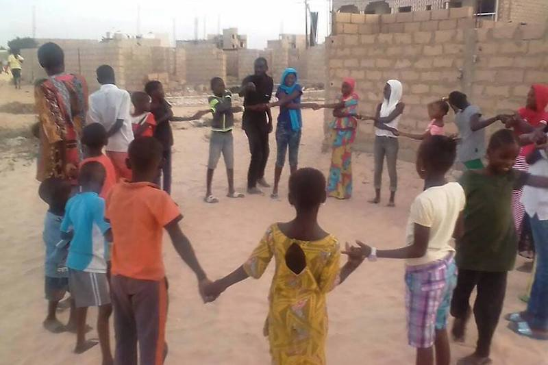 #WhyWePlay: Play for Peace Senegal