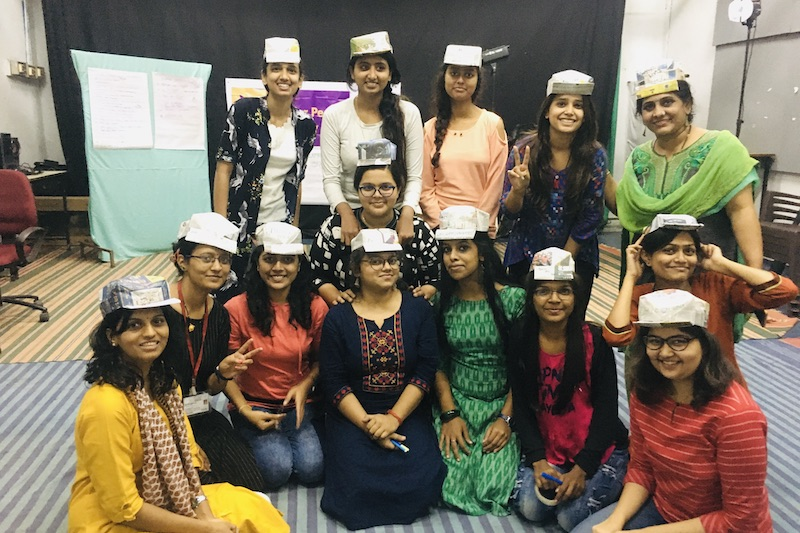 Bringing Play for Peace to University Students: Youth Leadership Training in Pune, India
