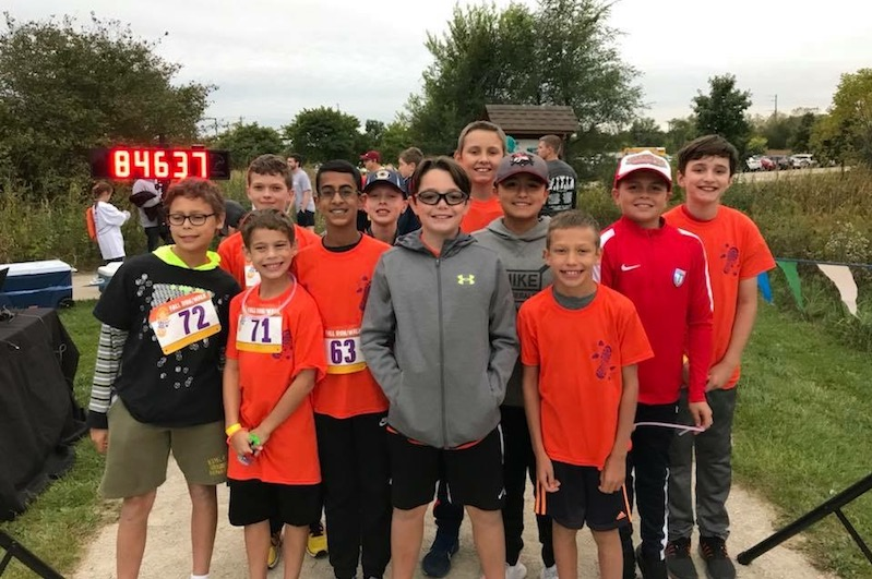 The Fall 5K Run/Walk Was a Huge Success!