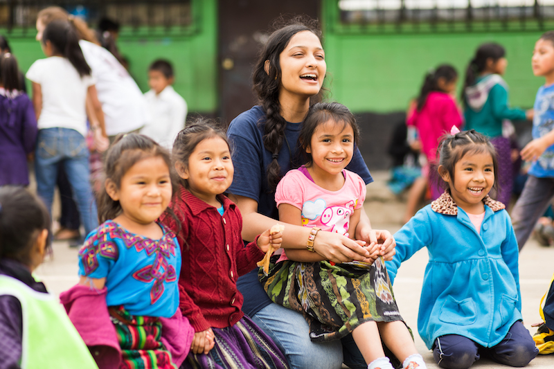 Playing for Peace: Inspiring a New Generation of Peacemakers in Guatemala