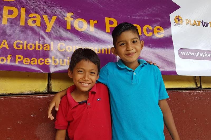 Play for Peace in Guatemala: 19 Years of Impact on Three Generations